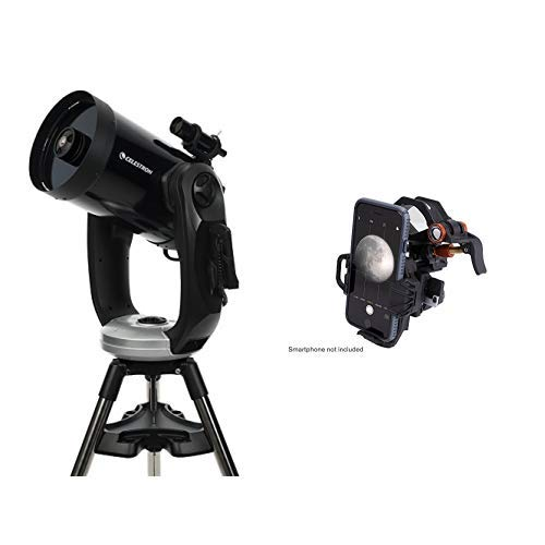 Great Deal! Celestron CPC 1100 StarBright XLT GPS Schmidt-Cassegrain 2800mm Telescope with Tripod an...