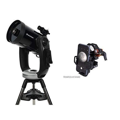 Great Deal! Celestron CPC 1100 StarBright XLT GPS Schmidt-Cassegrain 2800mm Telescope with Tripod an...