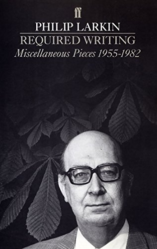 Required writing: Miscellaneous pieces, 1955-1982