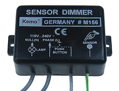 Kemo M156 Sensor Leistungsregler 230 V/AC 1 KW