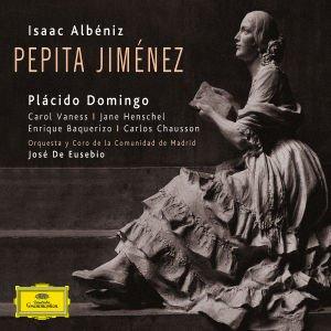 Domingo/ Henschel/ Eusebio/ Orq. D. L. Comunidad D Pepita Jimenez Opera