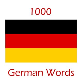 Learn 1000 German Words cover art