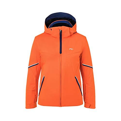 Kjus Boys Formula Jacket Orange, Kinder Jacke, Größe 176 - Farbe Kjus Orange - Southern Blue