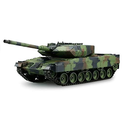 "RC- Panzer \""Leopard 2 A6\"" 2.4GHz M 1:16 / R&S / Metallgetriebe"