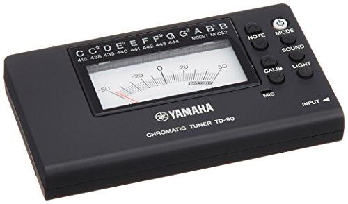 YAMAHA『クロマチックチューナー TD-90』
