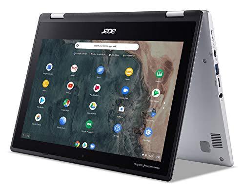 Product Image 10: Acer Chromebook Spin 311 Convertible Laptop, Intel Celeron N4020, 11.6″ HD Touch, 4GB LPDDR4, 32GB eMMC, Gigabit Wi-Fi 5, Bluetooth 5.0, Google Chrome, CP311-2H-C679