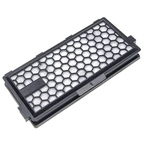 vhbw Staubsaugerfilter kompatibel mit Miele Compact C1 Staubsauger, HEPA-Aktivkohlefilter