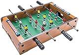 DFGER Mesa de fútbol de fútbol de Mesa, Mini pateador de fútbol portátil con 4 Bolas, for Adultos y Juegos de Mesa for niños mesas de Billar (Size : 51cm)