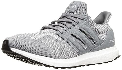 adidas Ultraboost 5.0 DNA, Zapatillas para Correr Hombre, Grey Three Grey Three Core Black, 44 2/3 EU