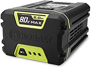 Best Kobalt 80V Battery Replacement of 2020 – Top Rated & Reviewed