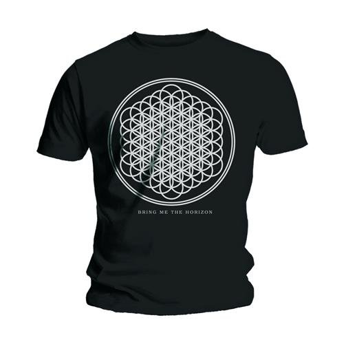Bring Me The Horizon T Shirt Sempiternal Tour BMTH Nue offiziell Herren
