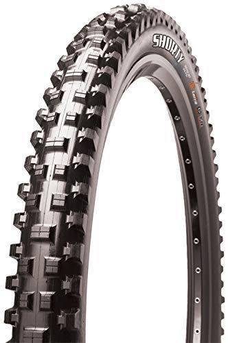 Msc Bikes Shorty Neumático, Unisex Adulto, Negro, 26 x 2.40 61-559