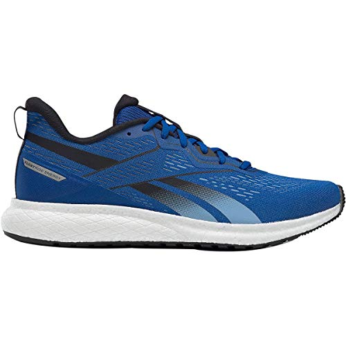 Reebok mens Forever Floatride Energy 2 Running Shoe, Humble Blue/Fluid Blue/Black, 10.5 US