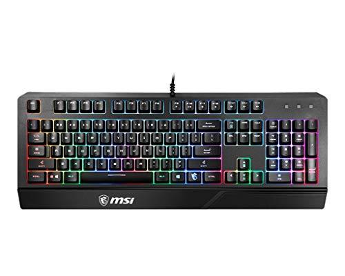 MSI Vigor GK20 DE Gaming Keyboard, S11-04DE231-CLA