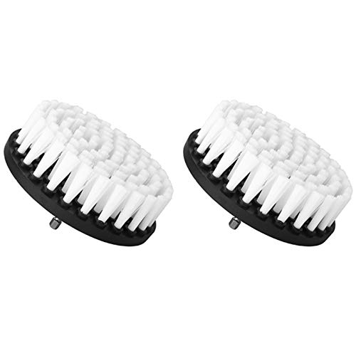 Camisin Plasstic Soft Drill Brush Attachment for Cleaning Carpet Leather and Upholstery Sofa Wooden Furniture