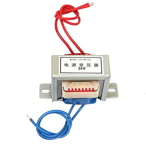 CA 12V / 24V Voltaje de salida 15W Entrada 220V Transformador de potencia simple(24V)