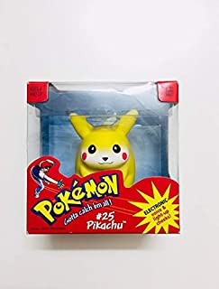 Pikachu Pokemon Electronic figure - مجسم بيكاتشو بوكيمون