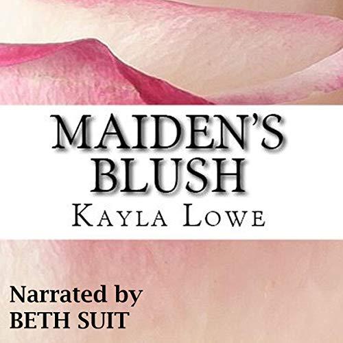 Maiden's Blush audiobook cover art