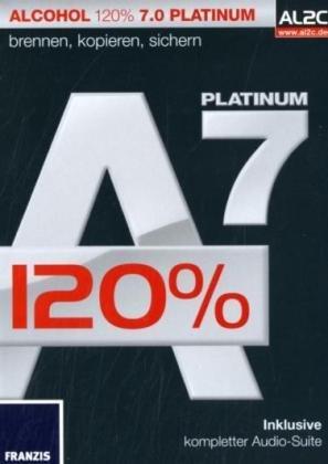 Alcohol 120% 7 Platinum