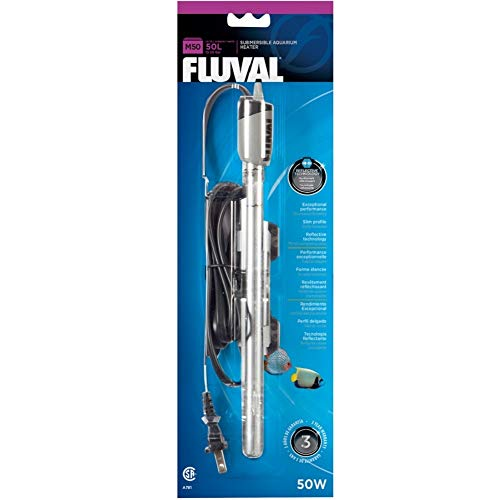 Fluval 25 Watt Compact Aquarium Heater