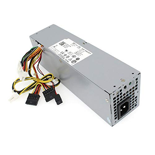 YEECHUN 240W Power Supply Unit Replacement for Dell OptiPlex 390 790 960 990 9010 Small Form Factor System SFF H240AS-00 H240AS-01 H240ES-00 D240ES-00 AC240AS-00 AC240ES-00 L240AS-00 H240AS-00 3WN11