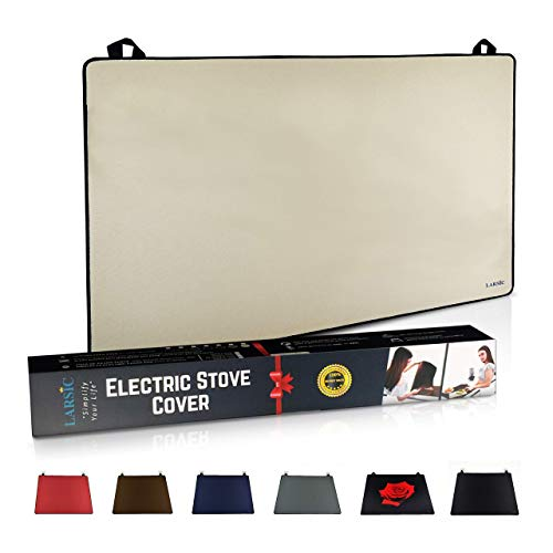 Larsic Stove Cover - Protects El...