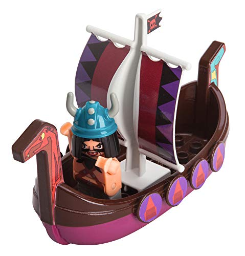 BIG 55129 - Waterplay-Wickie Drachenboot Sven