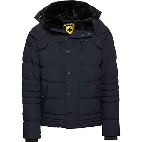 Wellensteyn Herren Jacke Starstream midnightblue, Größe:XXXL