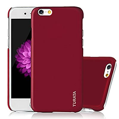 iPhone 6s Case - TURATA [Slim Fit] Premium Coated Non Slip Surface Hard Case Specially Designed for the new iPhone 6s 4.7 inch (2015)