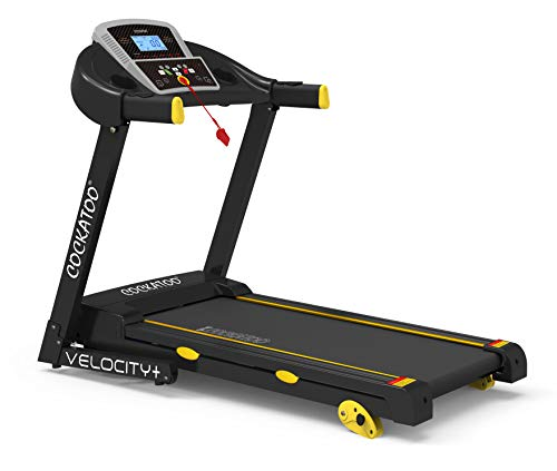 Cockatoo Velocity+ Steel DC Motorized Treadmill