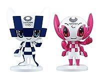 東京2020オリンピック公式 グッズ ミライトワ ソメイティ ディスプレイプラモデル