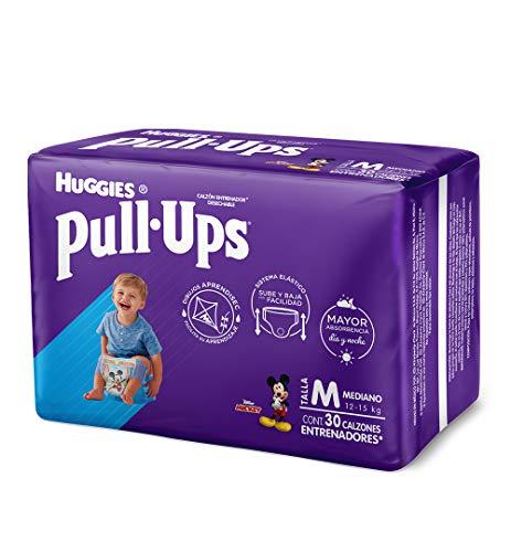 huggies pull ups etapa 5 sams fabricante HUGGIES