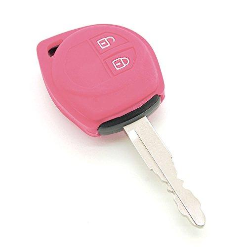 Funda de llave de silicona para Suzuki Swift