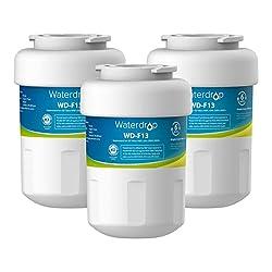 top rated Water Drops GE MWF Refrigerator Water Filter, GE Smart Water MWF, MWFINT, MWFP Alternative, … 2021