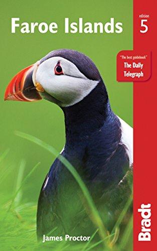 Faroe Islands (Bradt Travel Guides) (English Edition)