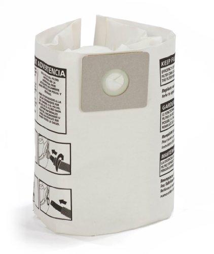 Shop-Vac 90660 Genuine Type LL 4-Gallon All-around EZ Collection Bag