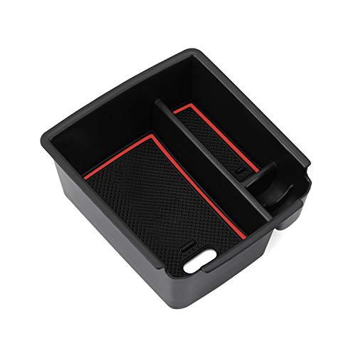 LFOTPP Kompatibel mit Mittelkonsole Aufbewahrungsbox Armlehne Organizer Mittelarmlehne Zubehör