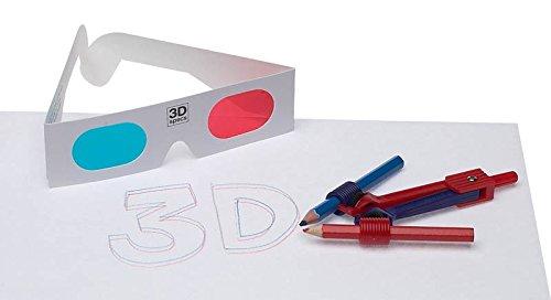 NPW-USA 3D Doodle Drawing Kit Drawing Set