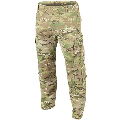 DURUS - Pantalones de Camuflaje Militar para Hombre CP XL