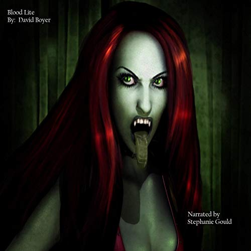 Blood Lite Audiobook By David Boyer cover art