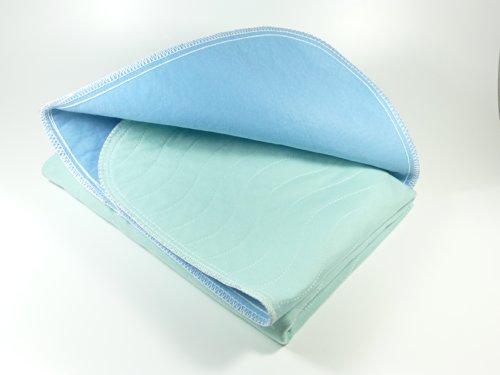 Bettschutzeinlage - Betteinlage - flüssigkeitsdichte Krankenunterlage waschbar