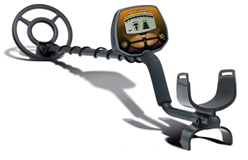 Bounty Hunter Lone Star Pro Metal Detector with 9-Segment Digital Target Identification