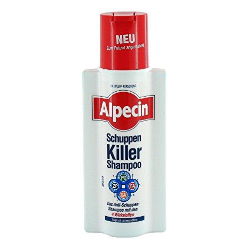 ALPECIN DANDRUFF KILLER SHAMPOO 250ML. [1]