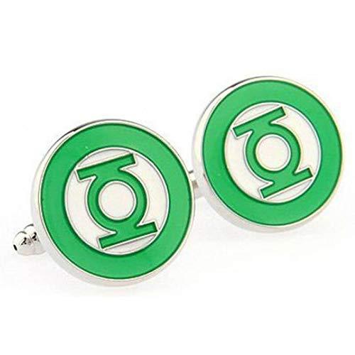 LA BELLE MANCHETTE Manschettenknöpfe Green Lantern