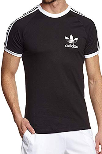 adidas Sport Essentials T-Shirt Manches Courtes Homme Noir FR : XL (Taille Fabricant : XL)