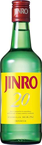JINRO ジンロ 20度 瓶 375ml×24本
