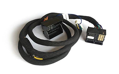 Axton N-A480DSP-ISO33 - A580DSP A5000DSP A480DSP Plug & Play Anschlusskabel für VW Golf 7