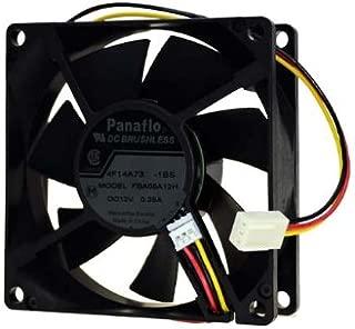Panaflo 80mm HydroWave 39.6CFM Low-Noise Case Fan - High (FBA08A12H)