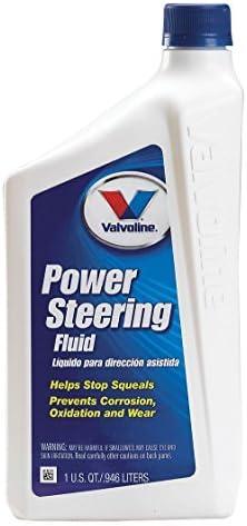 Valvoline 602241 Power NEW before selling ☆ Steering San Jose Mall Amber 32 Oz Fluid