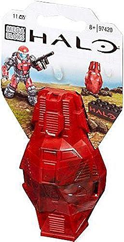 Mega Bloks Halo Rot Metallic CafePress T Spielzeug Figur